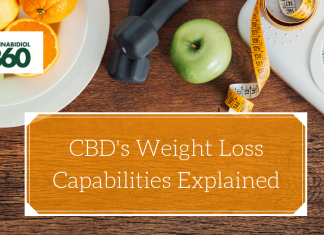 CBD's Weight Loss Capabilities Explained