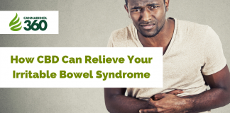 How CBD Can Relieve Your Irritable Bowel Syndrome